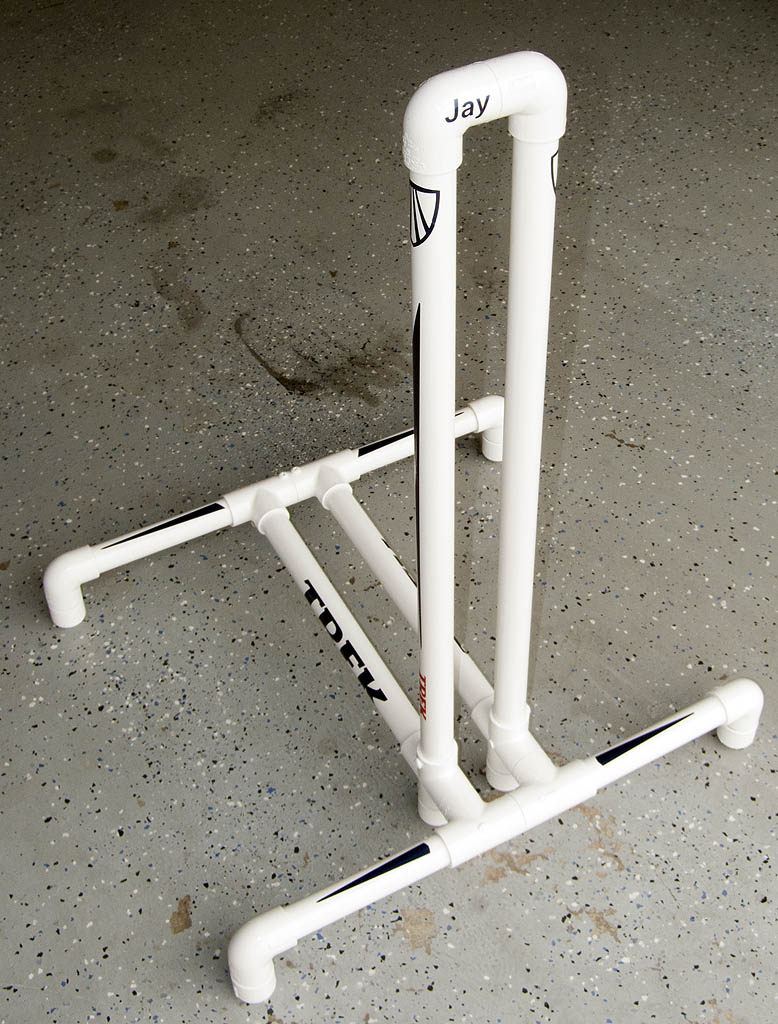 Gary's Custom Bicycle Stands