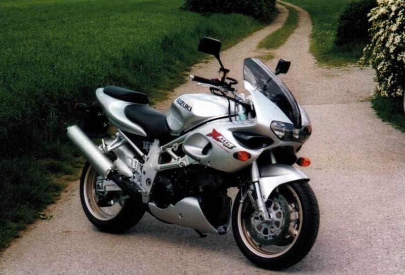 Suzuki Tls Streetfighter Kit